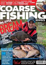 Coarse Fishing Answers issue September 2016