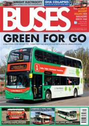Buses Magazine issue September 2016