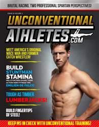 Unconventional Athletes Magazine Magazine Cover