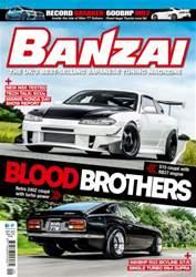 Banzai issue September 2016