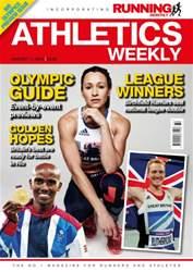 Athletics Weekly issue 11/08/2016
