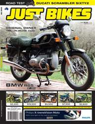 JUST BIKES issue 17-01