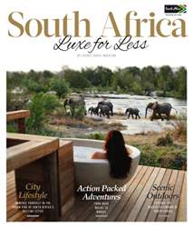 South Africa Luxe for Less issue South Africa Luxe for Less