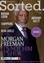 Sorted Magazine – The men's mag with morals issue Sorted Issue 54