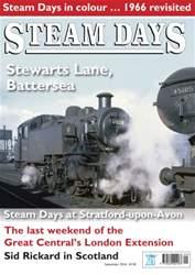 Steam Days issue September 2016
