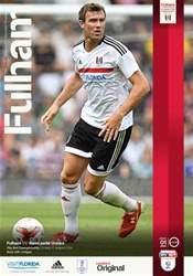 Fulham FC issue Fulham V Newcastle Utd 16-17