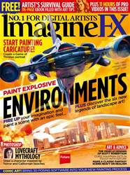 ImagineFX issue October 2016