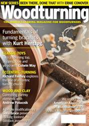 Woodturning issue September 2016