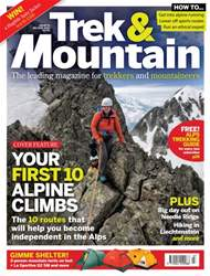 Trek & Mountain Magazine issue Jul/Aug-16