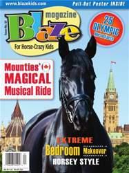 Blaze Magazine issue Issue No 53 Aug 2016