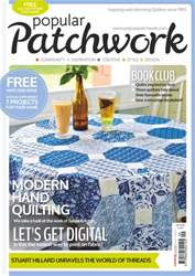 Popular Patchwork Magazine issue Sep-16