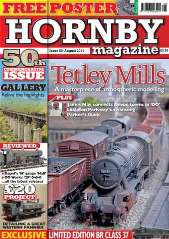 Hornby Magazine issue August 2011