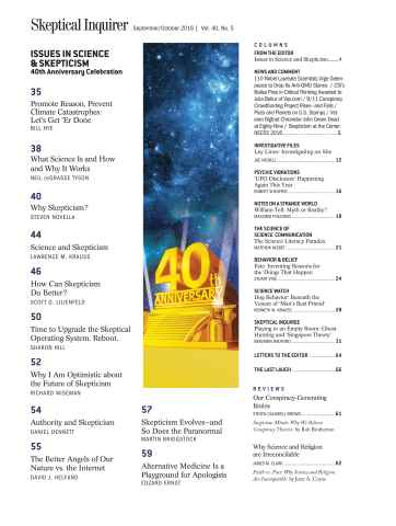 Skeptical Inquirer Preview 3