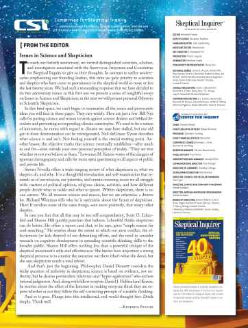 Skeptical Inquirer Preview 4