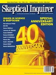 Skeptical Inquirer issue September October 2016