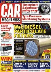 Car Mechanics issue September 2016