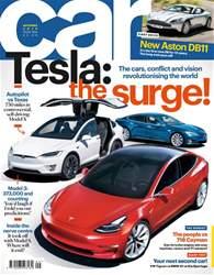 Car issue September 2016