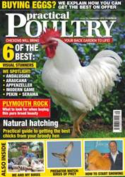 Practical Poultry issue No. 154 Natural Hatching