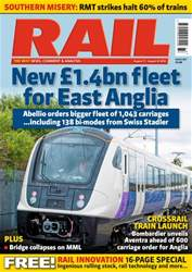 Rail issue Issue 807
