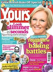 Yours issue 16th August 2016