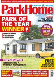 Park Home & Holiday Caravan issue No. 678 Park Of The Year Winner