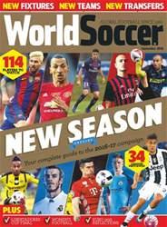 World Soccer issue September 2016