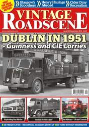 Vintage Roadscene issue No. 202 Dublin in 1951