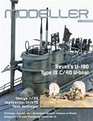Modeller Magazine issue Volume 1