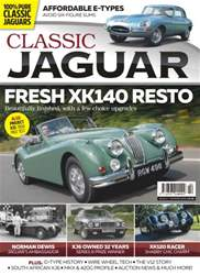 Classic Jaguar issue No. 2 Fresh XK140 Resto