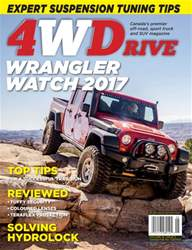 Four Wheel Drive issue Vol 18 Issue 5