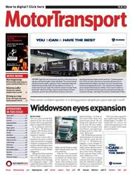 Motor Transport issue 15 August 2016