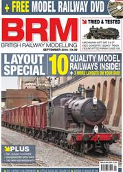 British Railway Modelling issue September 2016