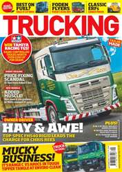 Trucking Magazine issue No. 394 - Hay & Awe