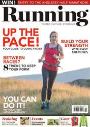 Running issue No. 194 - Up The Race!