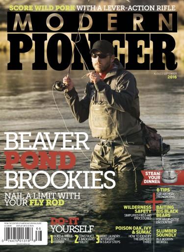 Modern Pioneer Magazine Aug Sept 2016 Subscriptions