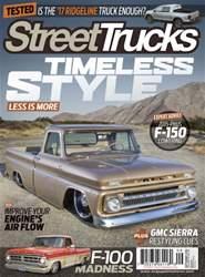Street Trucks issue September 2016