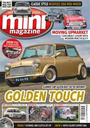 Mini Magazine issue No. 255 - Golden Touch