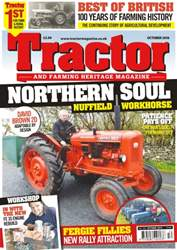 Tractor & Farming Heritage Magazine issue October 2016 - Northern Soul