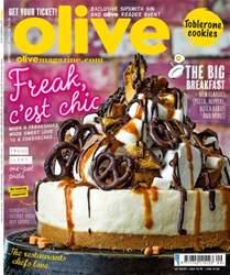Olive Magazine issue September 2016