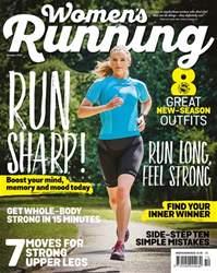 Women's Running issue Oct-16