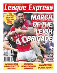 League Express issue 3032