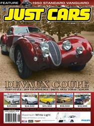 JUST CARS issue 17-01