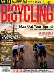Bicycling Australia issue Sep/Oct 2016