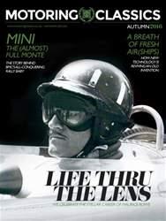Motoring Classics issue MC27 - Autumn 2016