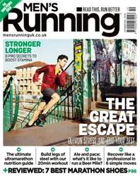 Men's Running issue Oct-16
