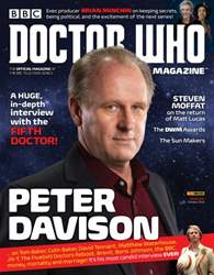 Doctor Who Magazine issue 503