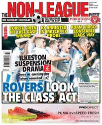 The Non-League Football Paper issue 14th August 2016
