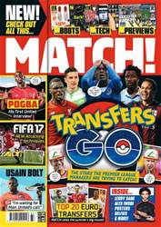 Match issue 16th August 2016