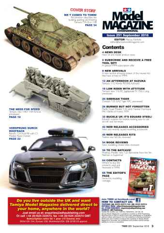 Tamiya Model Magazine Preview 3