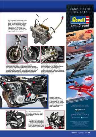 Tamiya Model Magazine Preview 15